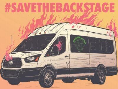 Fábián Juli kamaszkori rajzaival folytatódik a #savethebackstage kampány!
