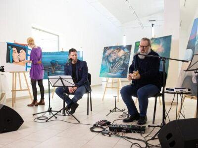 Képes beszéd – Összművészeti virtuális utazás