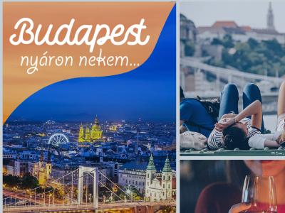 Így még soha nem láttad Budapestet! – Vadiúj programsorozat vár rád a nyár hátralévő részében