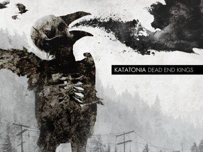 Egy hét múlva már kapható az új Katatonia lemez