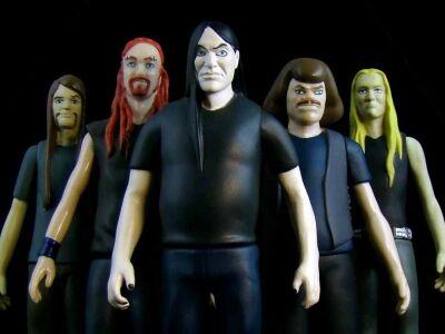 Dethlok - Októberre várható Gene Hoglan virtuális zenekarának harmadik lemeze