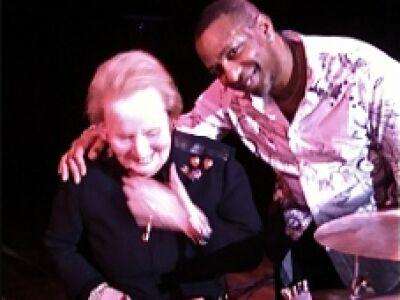 A dobok mögött: Madeleine Albright!