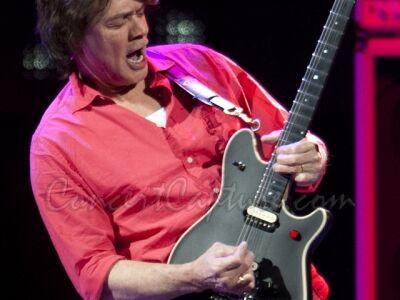 Eddie Van Halen kórházba került