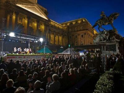 21. Budavári Borfesztivál - Pazar zenei felhozatal borozgatáshoz