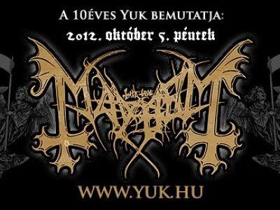 Mayhem a Yukban - Csihar Attilával