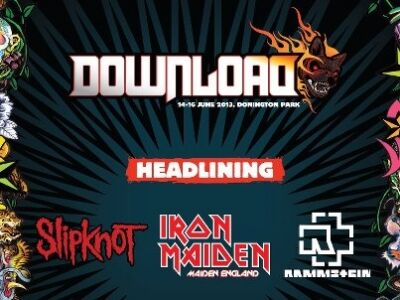 Slipknot, Iron Maiden, Rammstein - A 2013-as Download Festival biztos headline fellépői