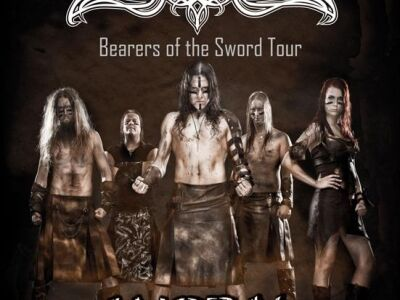 Ensiferum, Amoral, Profane Omen - Finn folk metal invázió a Club 202-ben