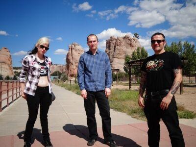 The Silver Shine menni Amerika - A világhírű magyar punkabilly trió újvilági turnéja V.