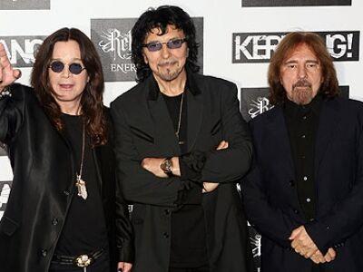 Rick Rubin-nal stúdiózik a Black Sabbath