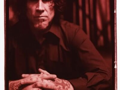 Mark Lanegan Band (USA) - Blues Funeral lemezbemutató koncert az A38-on