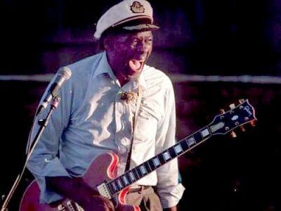 Új lemez várható Chuck Berry-től