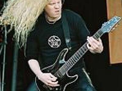 Jeff Loomis - Kortárs guitarhero a Dürer Kertben
