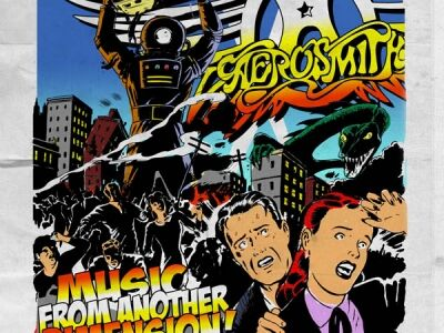 Music From Another Dimension - Megjelent az új Aerosmith LP