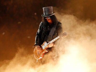 A hír igaz: Budapestre látogat Slash és bandája