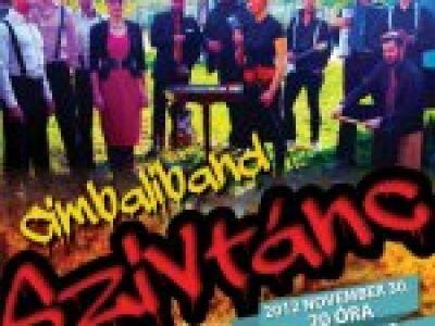 Cimbaliband - Közös előadás a Fricska Táncegyüttessel a Fonóban