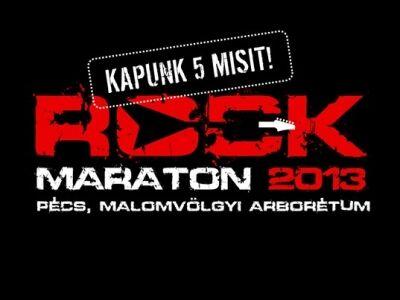 Rockmaraton 2013 - Interjú Varga Zolival