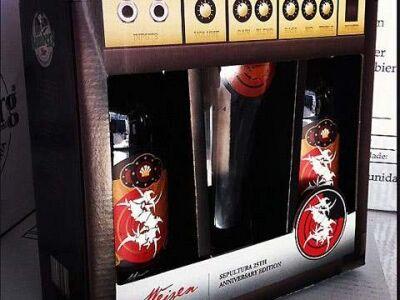 Sepultura - Banános-szegfűszeges szülinapi sör