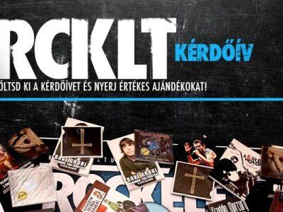RCKLT - Kérdőív