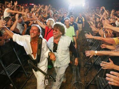 Három az LGT-koncert, egy a ráadás - Interjú Presser Gáborral
