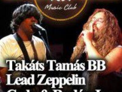 Barba Negra - Takáts Tamás B.B., Lead Zeppelin, Coda & Rudán Joe