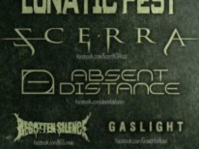 Lunatic Fest – ScerrA és Absent Distance a Dürerben