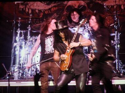 A rock n' roll magasiskolája - Slash feat. Myles Kennedy and The Conspirators az Arénában