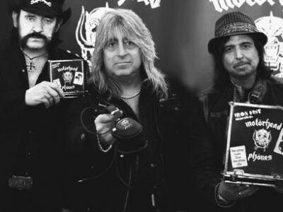 Motörhead - Fejhallgató, bourbon és nyár végére új lemez