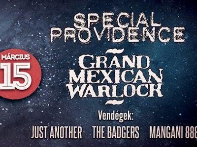 Dürer Tavaszi Fesztivál 2013 - Special Providence, Grand Mexican Warlock, Mangani 888, Just Another