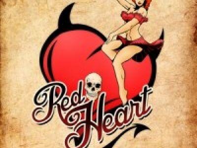 RedHeart - A Junkies vendégeként ünneplik 2. születésnapjukat