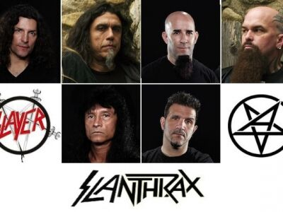 Slayer + Anthrax = Slanthrax?