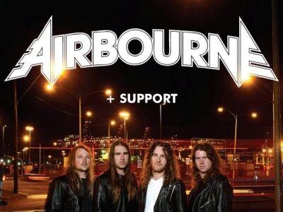 Airbourne - Itt az új klip, hamarosan koncert az A38-on