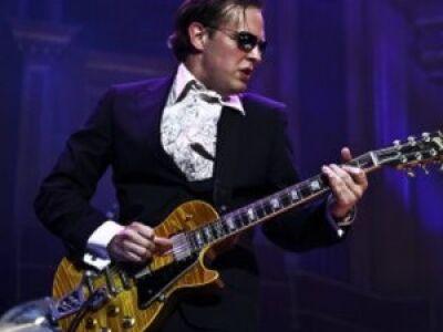 Joe Bonamassa - A kortárs blues királya újra Budapestre látogat