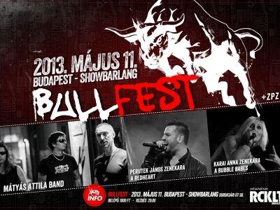 BullFest: Mátyás Attila Band & RedHeart