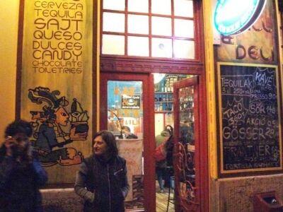 El Rapido Grill & Tequila bar & Grand Bazar – Néhány négyzetméter Mexikó a Kazinczy utcában