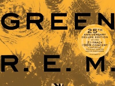 R.E.M. - Green: 25th Annniversary Delux Edition