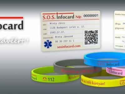 S.O.S. Infocard - A kártya, ami mindent visz