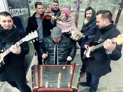 Ingyenes Cimbaliband-koncert a Dürerben!