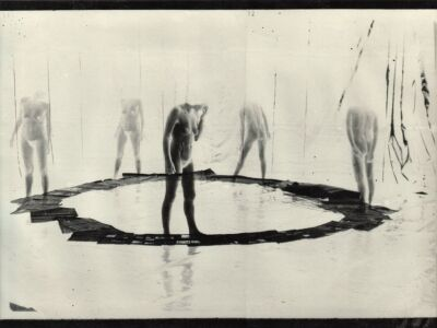 Ujj Zsuzsi 5. - Fotók és performanszok, 1985–1991 a BTM-Budapest Galéria Kiállítóházában