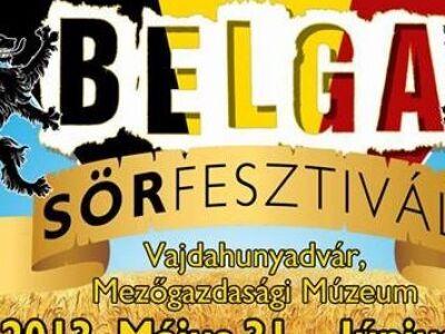 Belga Sörfesztivál a Mezőgazdasági Múzeumban