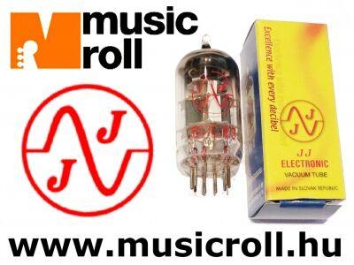 JJ Electronic csövek – Csak a Musicroll Hangszerüzletben
