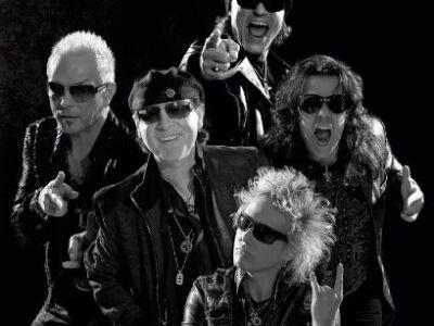 Scorpions - 30 éve megírt, kiadatlan dalokat rögzítenek