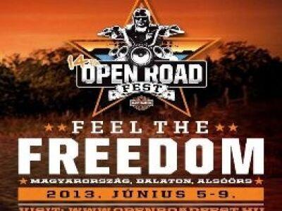 Harley Davidson Open Road Fest - Ma rajtol a 4 napos motorosünnep Alsóörsön!
