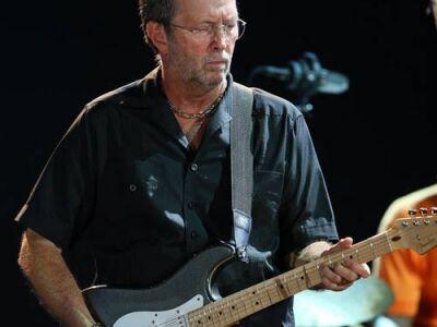 Eric Clapton lemondta tegnapi, bécsi koncertjét