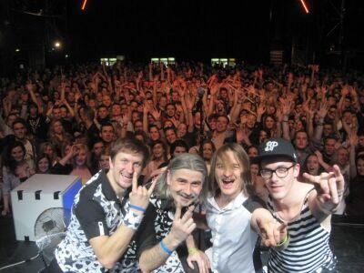 II. Víz-Hang Fesztivál - Alterock és heavy metal a Kamaraerdőben