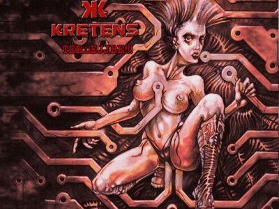 Kretens - Friss EP a punklegendáktól