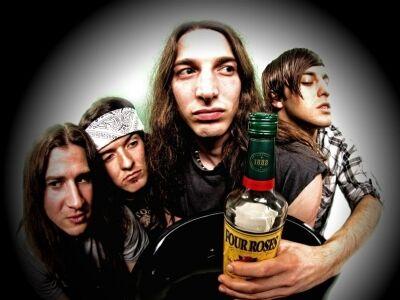 Rebellis rock n' roll egyenesen Németországból - Raygun Rebels & Rocken Dogs @ Rocktogon