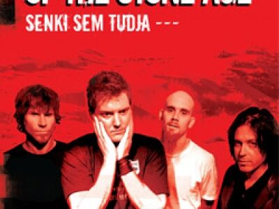 Joel McIver: Queens of the Stone Age – Senki sem tudja