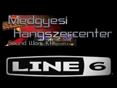 Ha Line6, akkor Medgyesi Hangszercenter