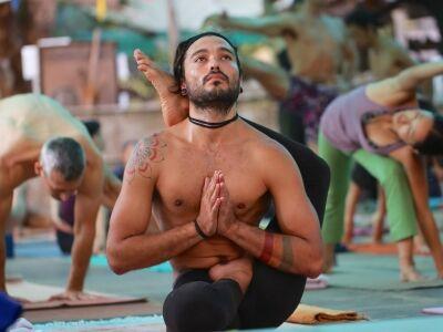 """Ricardo Martinez – """"A jóga nem csak másfél-két óra izzadás a matracon"""""""