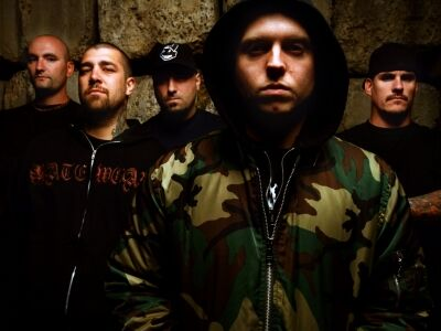 Hatebreed a Parkban